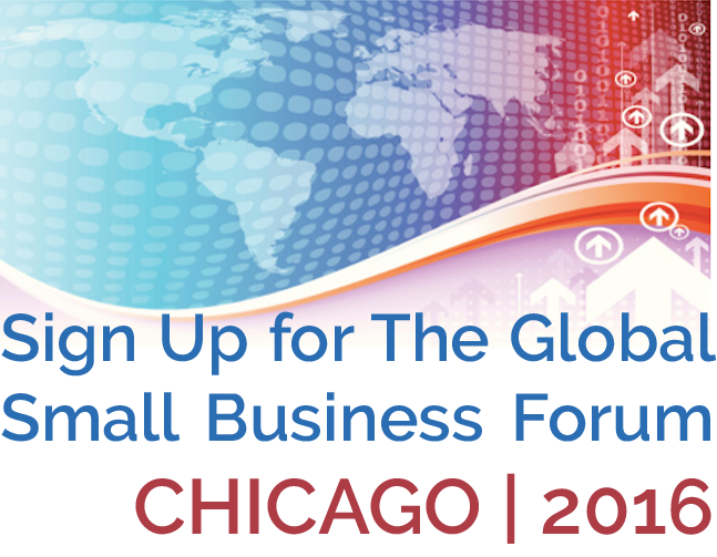 Up Your Global Game Forum on October 23, 2015